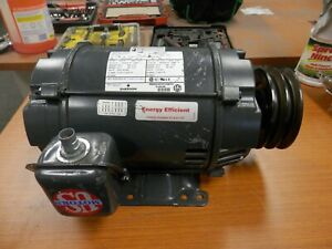 Emerson 5 Hp Electric Ac Motor 208 230 460v 3 Phase 184t Frame 1760 Rpm