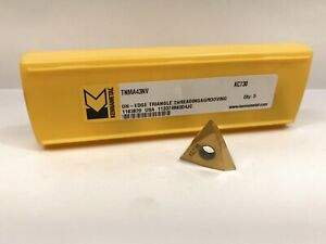 Kennametal Tnma43nv New Carbide Inserts Grade Kc730 5pcs