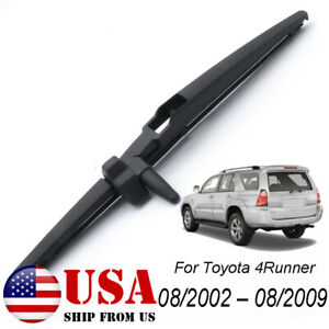 For Toyota 4runner 02 09 Rear Windshield Wiper Blade Tailgate Window 85242 35021