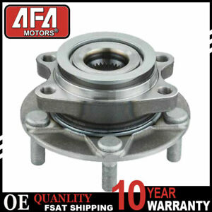 Front Wheel Bearing And Hub Assembly Fits For 2011 2017 Nissan Juke 513336