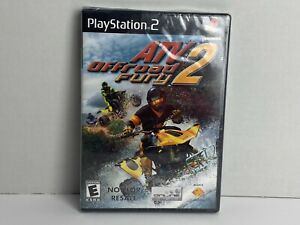 ATV Offroad Fury 2 (Sony PlayStation 2  PS2  2002) - Brand New Factory Sealed.