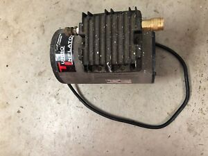 Thomas Air Compressor vacuum Pump 1207 pk 80 540 Tested Fast Free Shipping