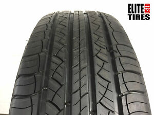 1 Michelin Latitude Tour Hp P275 60r20 275 60 20 Tire Driven Once