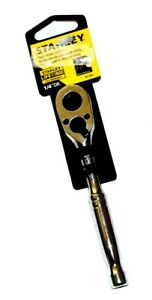 Stanley Pear Head Ratchet 1 4 Stanley Tools