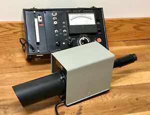 Vintage Gamma Scientific Telephotometer Model 2000 Optical Head Control Unit