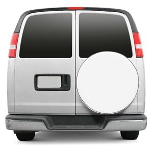 Classic Accessories 25 5 26 5 Classic Custom Fit Snow White Spare Tire Cover