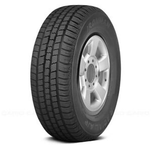 Ironman Set Of 4 Tires 265 70r17 T Radial A p All Season Truck Suv