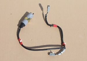 92 96 Ford F150 F250 Bronco 97 F350 Right Front Seat Lumbar Pump Wire Oem