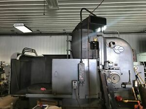 Blanchard 32 60 Rotary Surface Grinder 60 Magnetic Chuck
