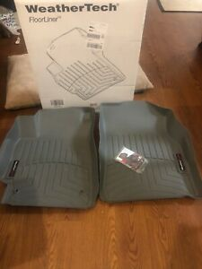Weather Tech Laser Fit Floor Liners Mats For 2007 2011 Toyota Camry Used Once