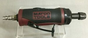 Matco Tools Mt4880 75 Hp Straight Die Grinder Air Pneumatic Tested Works Great