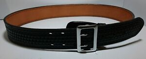 Police Officer s Holster Belt Size 42 Dutyman Model 1021 With Accessories