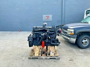 1995 Cummins M11 Celect Plus Diesel Engine 400hp Serial 34793308 Cpl 2037