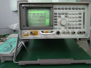 Hp Agilent 8920a Rf Communications Test Set 30mhz To 1ghz W Opt 102 103 Or 016