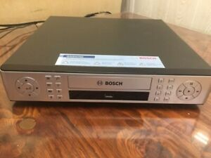 Bosch 400 Series Dvr Digital Video Recorder Dvr 451 04a050 500gb Hdd Dvd Drive