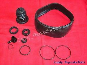 1962 1963 Cadillac Power Brake Booster Rebuild Kit Delco Moraine Brake