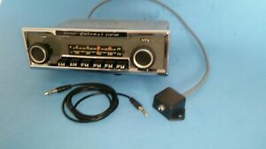 Original Mercedes 280 Sl Ferrari Becker Europa Ii Stereo Radio With Phone Aux in