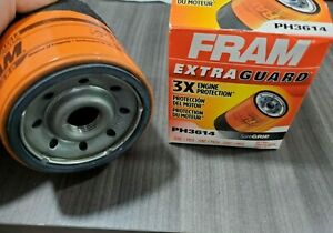 Fram Ph3614 Extra Guard Spin On Oil Filter Brand New Free Ship Fast