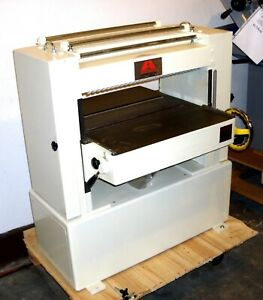 Accura 01124vh 5 Horsepower 24 Helical Head Planer a Lumber Yard In A Box