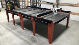 5x10 Cnc Plasma Cutting Table Hypertherm