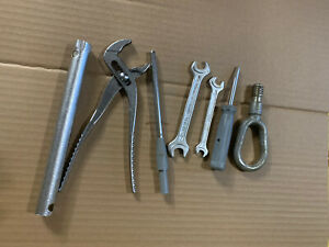 Bmw Oem Tools Tool Kit By Heyco Made In Germany 7 Pc Set