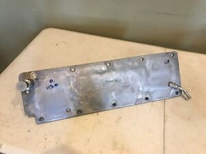 Ls3 Crate Motor Take Off Lifter Valley Cover Plate Lsx Hot Rod 12599296 Gm Swap
