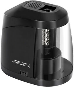 Jarlink Electric Pencil Sharpener Heavy duty Battery Operated Pencil Sharpener