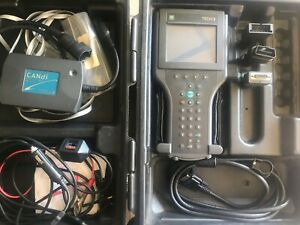 Gm Tech 2 Scanner With Candi Module case Cables Tis 2000