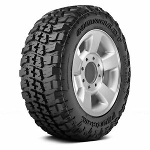 Federal Set Of 4 Tires 33x12 5r20 Q Couragia M t All Terrain Off Road Mud