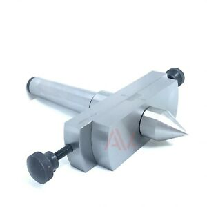 New Mt3 Lathe Tailstock Attachment For Metal Turning In Taper Profile Free Ship