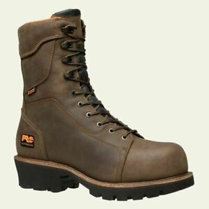 Timberland Mens 9 Rip Saw 400gr Insulated Comp Toe Work Boots Tb089656