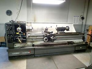 Clausing Colchester Mascot Gh 18 X 80 Geared Head Lathe 1995 Tailstock Ch