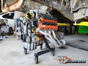 2016 Hellcat 6 2 Engine With 8 Speed Automatic