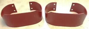 Wwii Willys Mb Ford Gpw M38 M38a1 A1157 Rear Bumperette Set Qt2