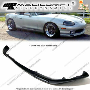 For 01 05 Mazda Miata Mx 5 Nb Factory Style Sport Package Front Bumper Chin Lip