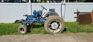 Ford 1900 2 Wheel Drive Diesel Tractor