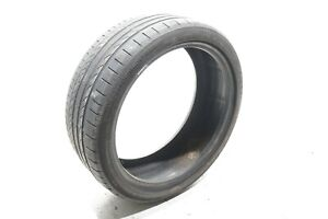 Continental Contisportcontact 5 Ssr 225 40 R19 93y Xl Used Tire 6 32