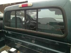 Back Glass Rear Window Regular Cab Sliding With Latch Fits 83 97 Ranger 851519