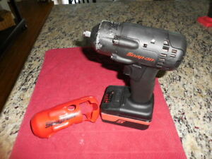 Good Used Snap On Ct8810b 3 8 18v Impact W Cover Prod 2020 No Battery