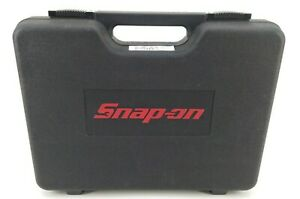 Snap On Tools Cordless Screwdriver Case Hard Plastic Empty Case Only Cts561