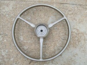 Nos 1930 s 40 s Sheller 18 Steering Wheel Art Deco Design Packard Studebaker