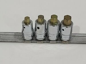 Snap On Famxs Hex Sockets 7mm 8mm 9mm 10mm 3 8 Drive