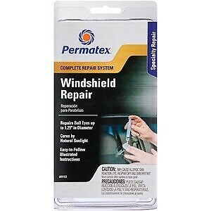 Permatex Windshield Repair Kit 09103