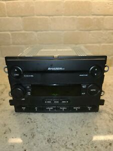 Ford Mustang Oem Shaker 500 Radio Mp3 Aux 6 Disc Cd Player Receiver 2005 2006