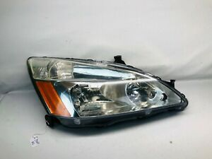 2003 2004 2005 2006 2007 Honda Accord Front Right Oem Headlight