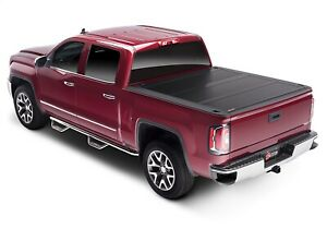 Bak Industries 1126227 Bakflip Fibermax Hard Folding Truck Bed Cover Fits 1500