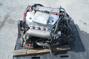 Jdm Honda Accord Euro R 2 0l K20a Ivtec Engine 6 Speed Lsd Transmission Cl7 Tsx