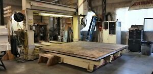 Thermwood C67dt Cnc Router