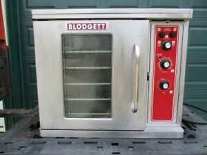 Convection Oven 1 2 Size Blodgett 2100 Nice