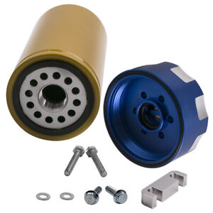 Fuel Filter Kit Adapter For Gm Duramax Chevrolet Gmc 6 6l 2001 2016 High New